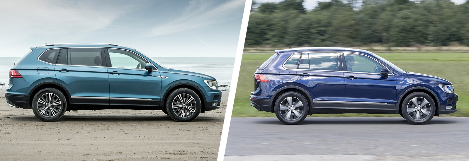 2018 Diesel Suv >> VW Tiguan vs Tiguan Allspace - which is best? | carwow