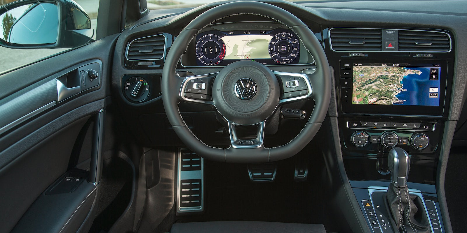 Volkswagen Golf Gtd Review Carwow