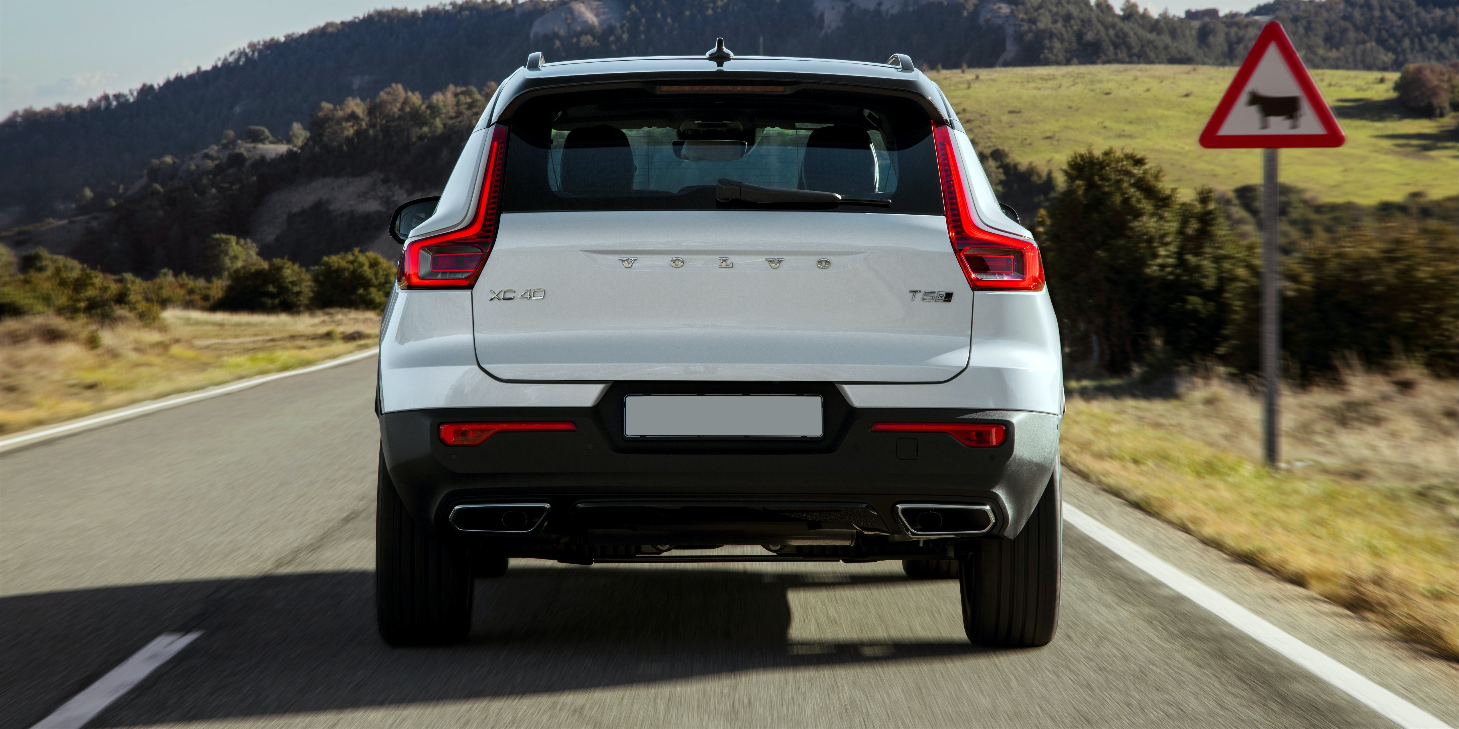 Volvo Xc40 Review Carwow