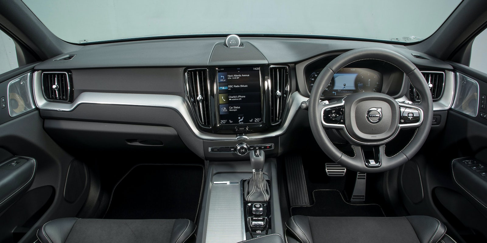Volvo xc60 interior 2017 for Volvo xc60 interieur