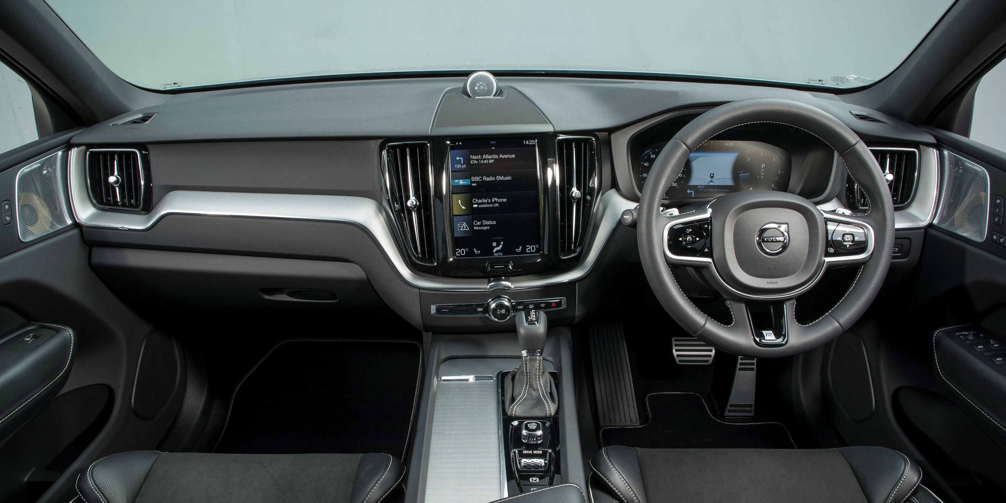 Superb Volvo XC60 Interior U0026 Infotainment   Carwow Nice Design
