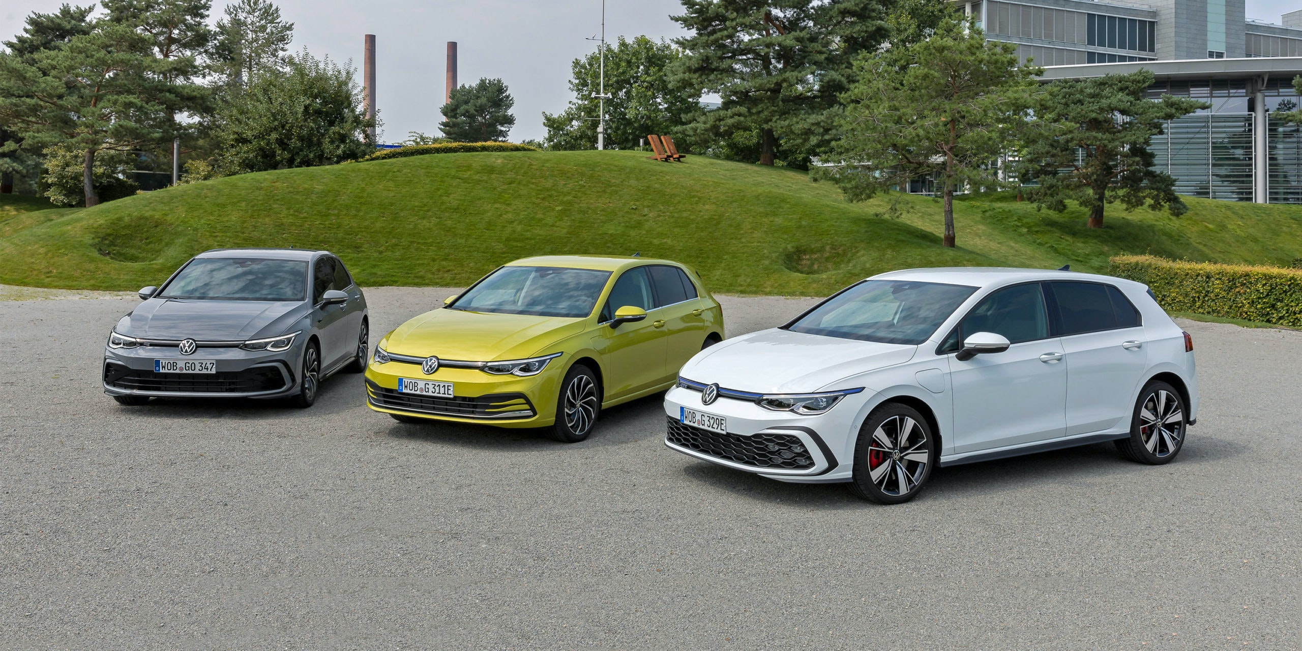 New Vw Golf Mild Hybrid And Plug In Hybrid Models Revealed Carwow