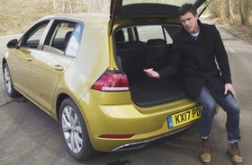 New Volkswagen Golf Review | carwow