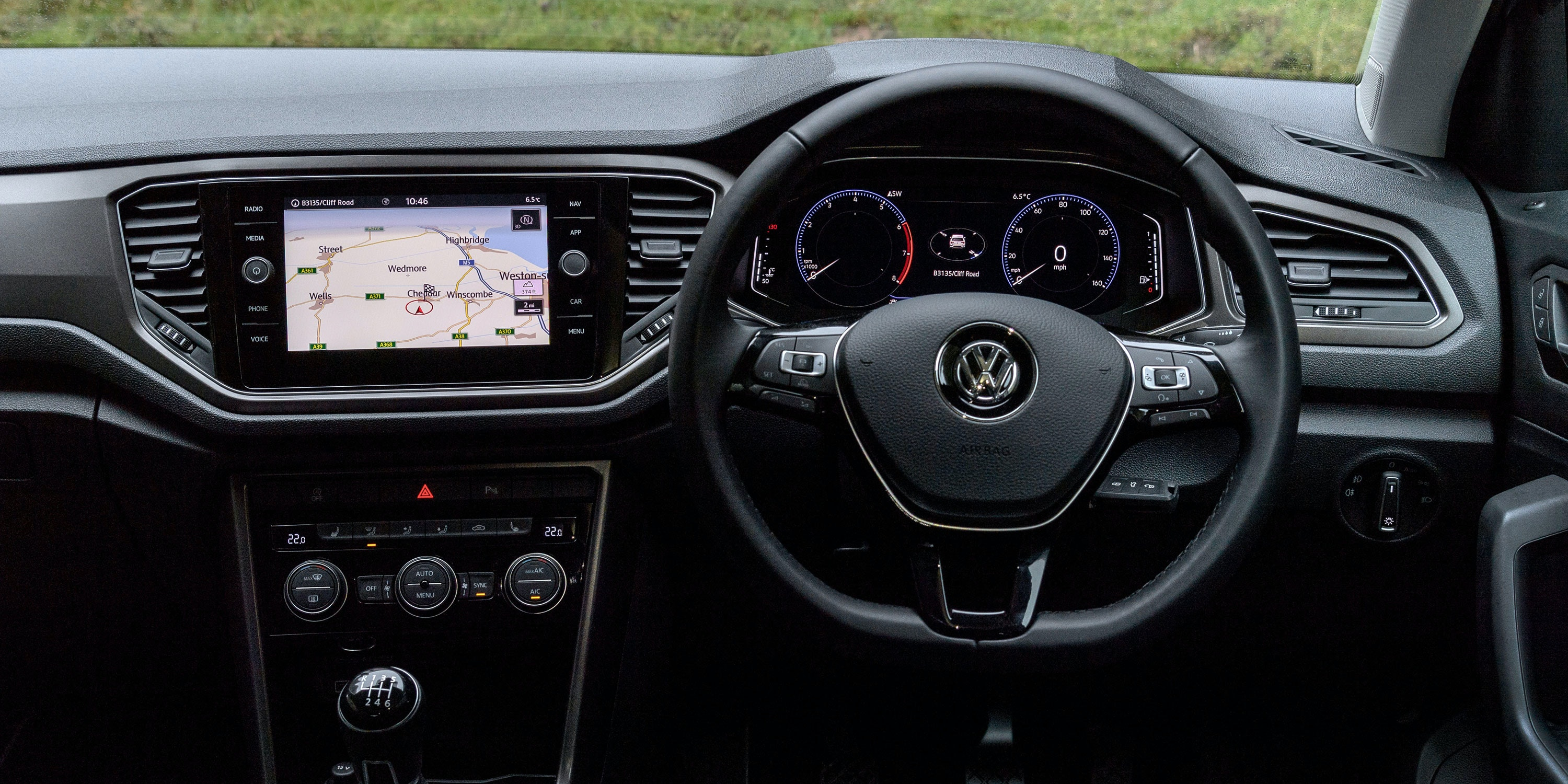 Volkswagen T Roc Review Carwow Autos Post