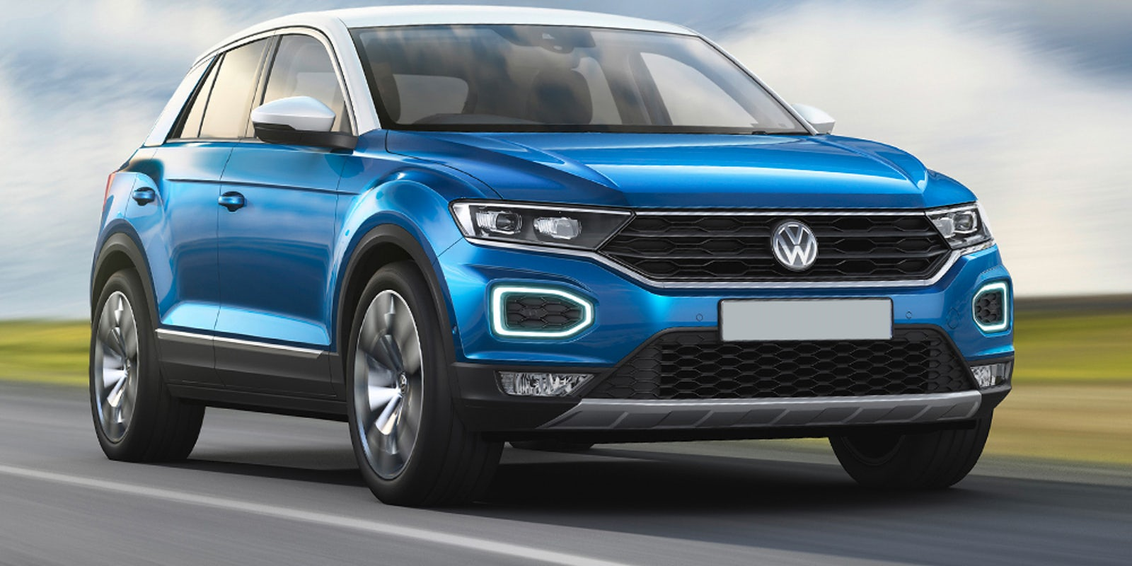 volkswagen t roc review carwow. Black Bedroom Furniture Sets. Home Design Ideas